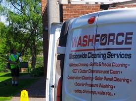 Washforce Cleaning Services Chelmsford image