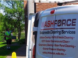 Washforce Cleaning Services Coningsby image